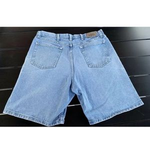 Wrangler Originals Men's Size 36 Denim Jean Shorts